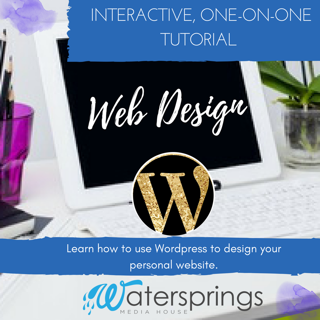 Website Design/Wordpress Tutorial