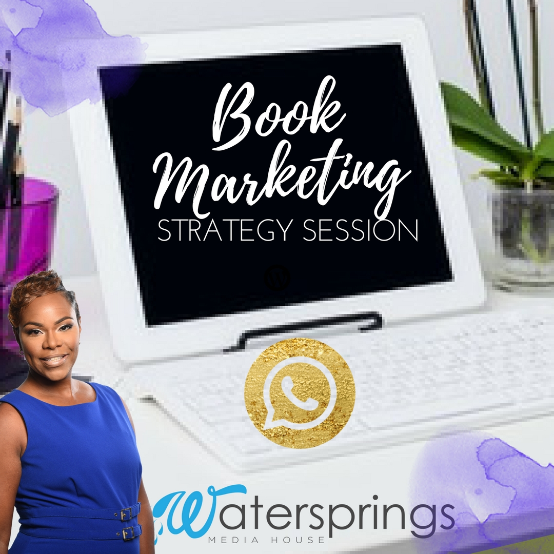 Book Marketing Strategy & Planning Session