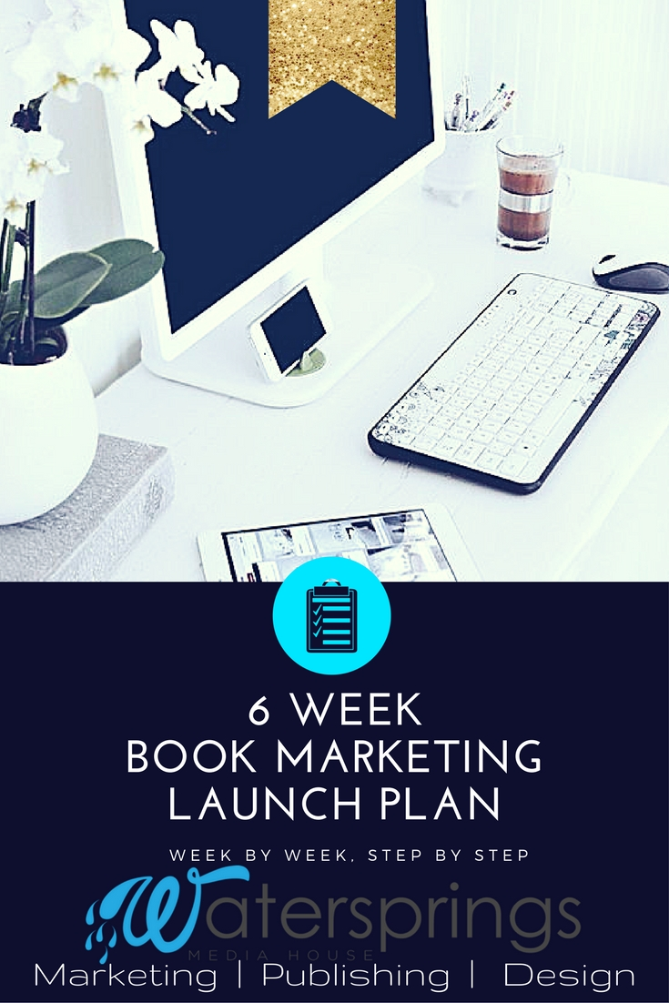 Book Launch Marketing Plan