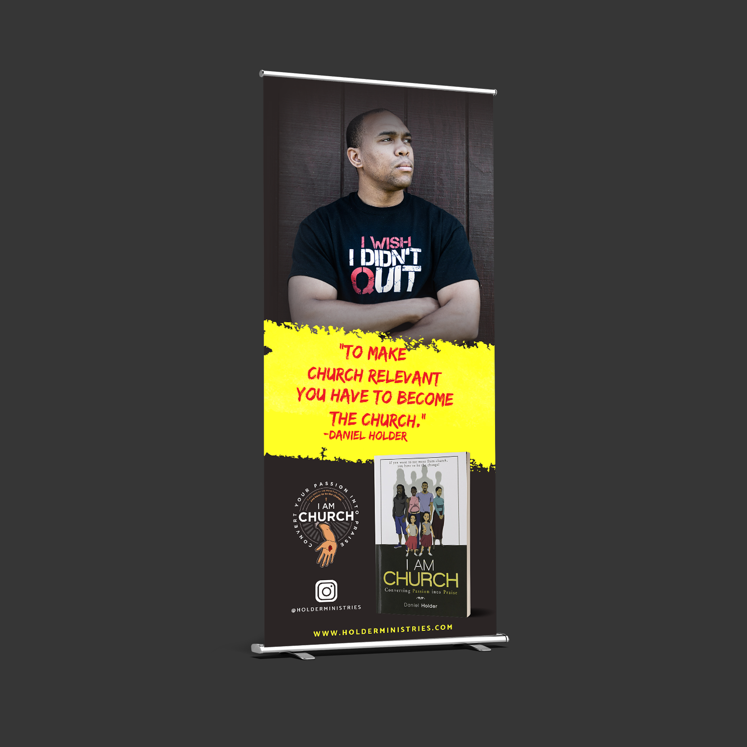 Retractable Banners Stands