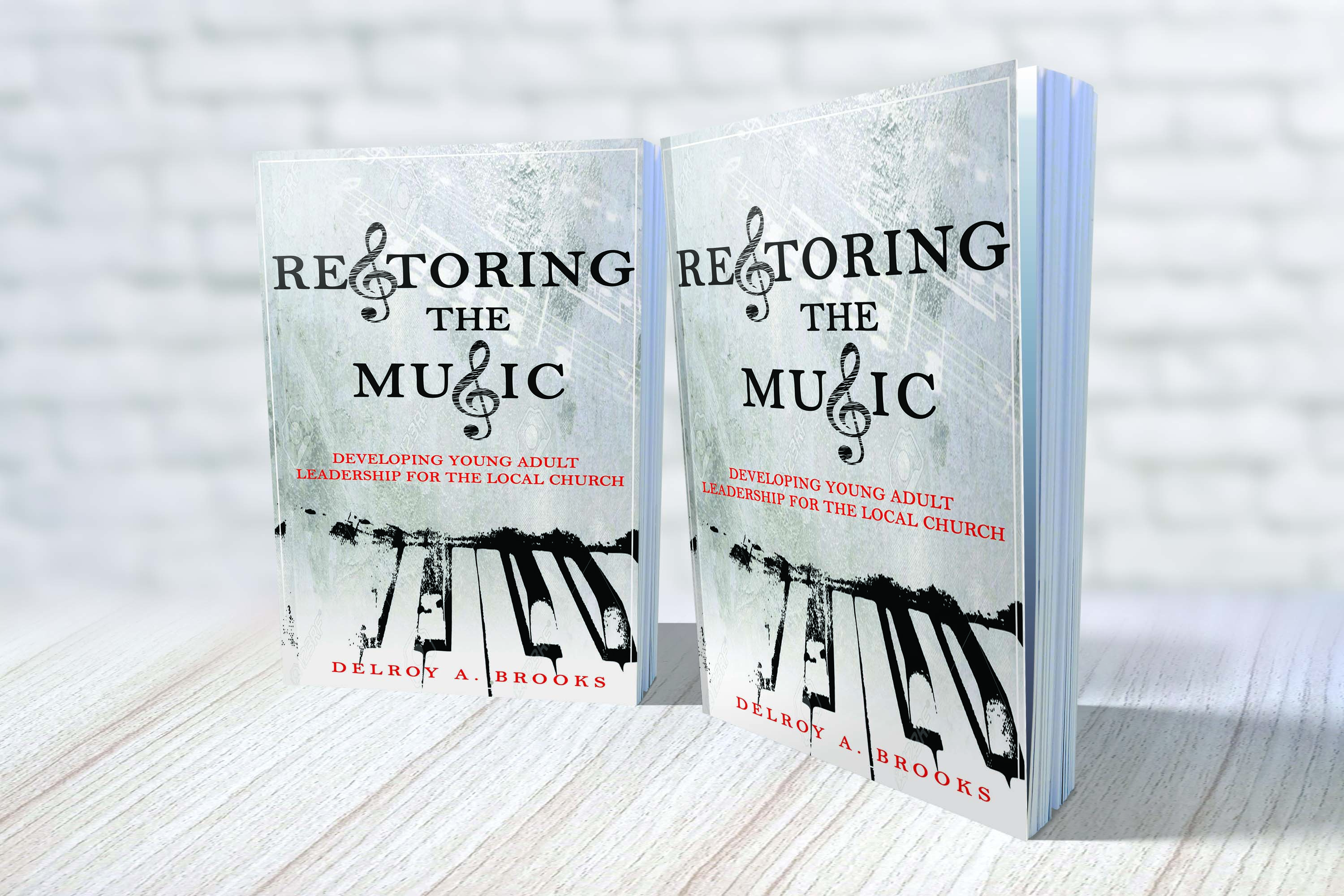 Restoring the Music, by Delroy Brooks