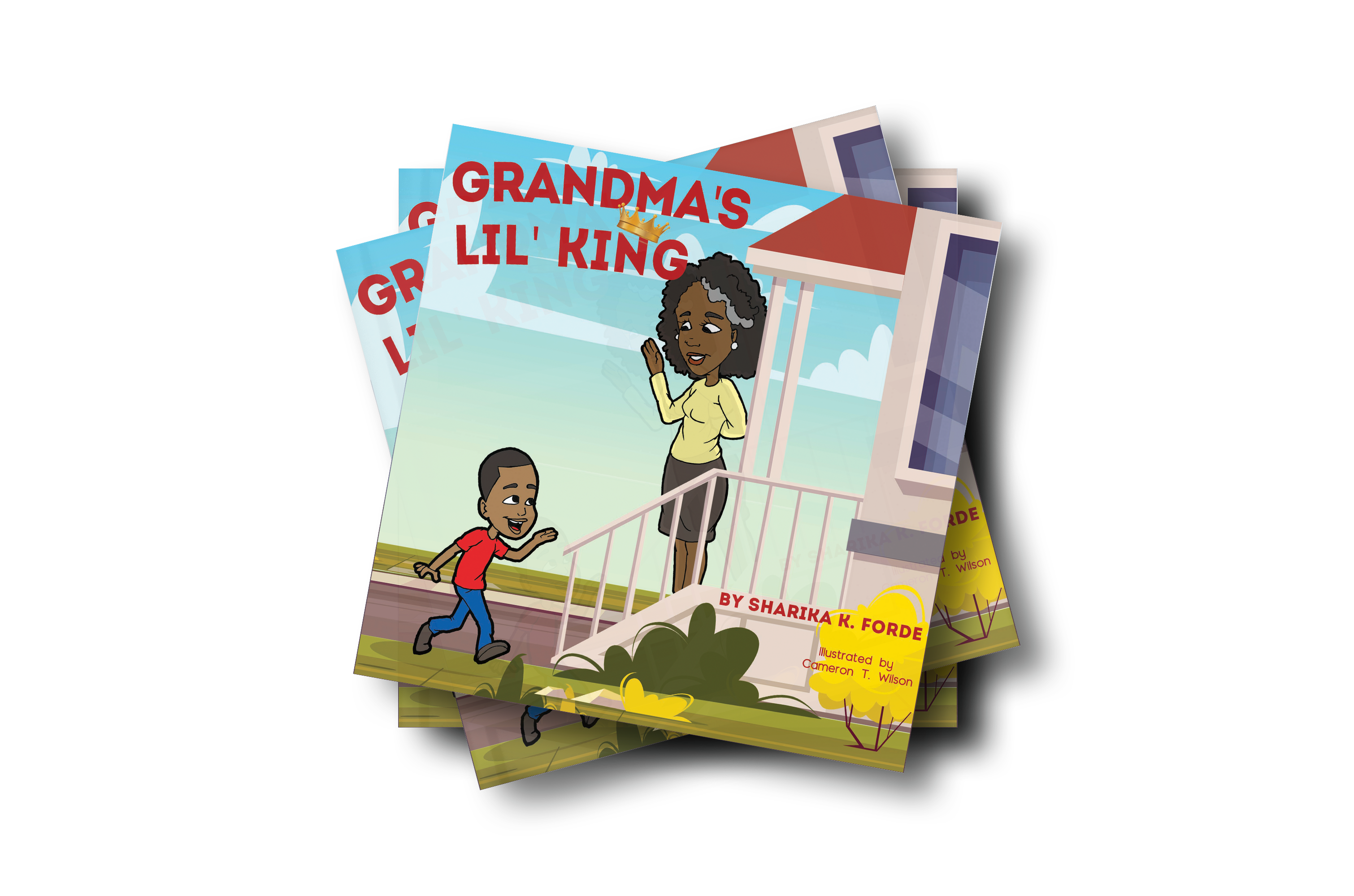Grandma\'s Lil\' King