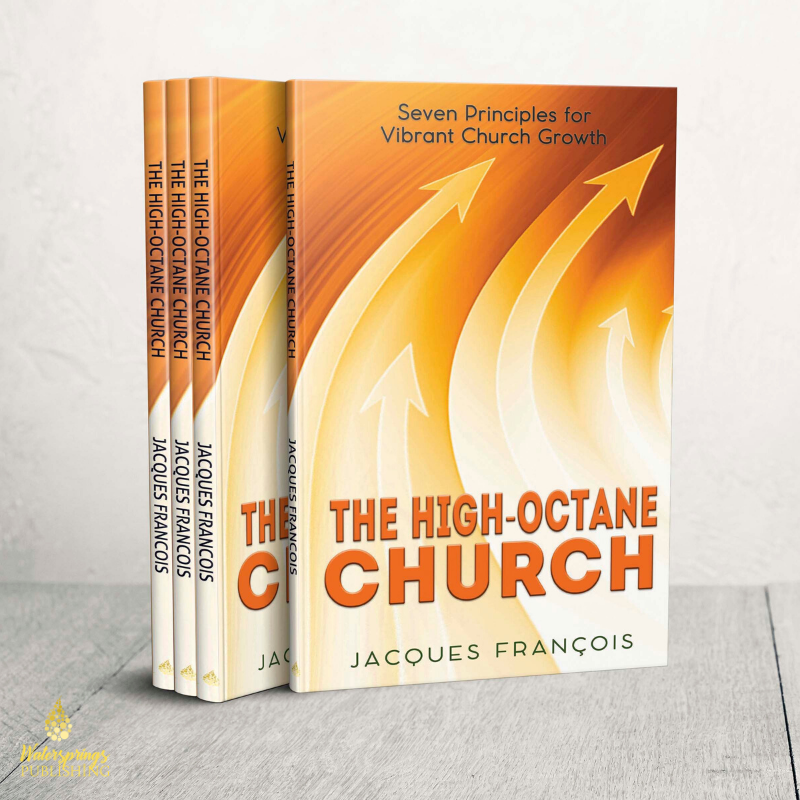 The High-Octane Church by Jacques Francois