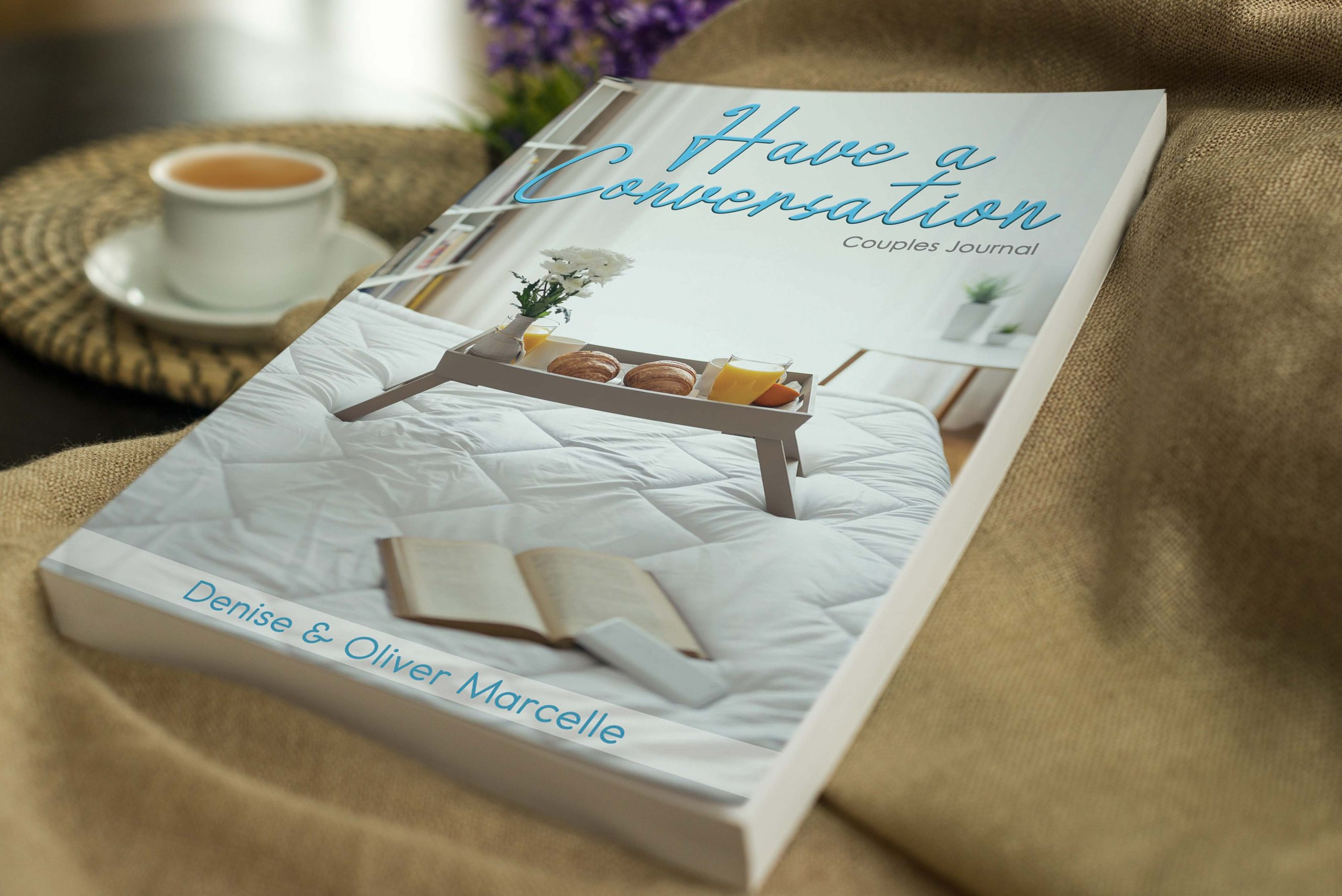 Have a Conversation by Oliver & Denise Marcelle