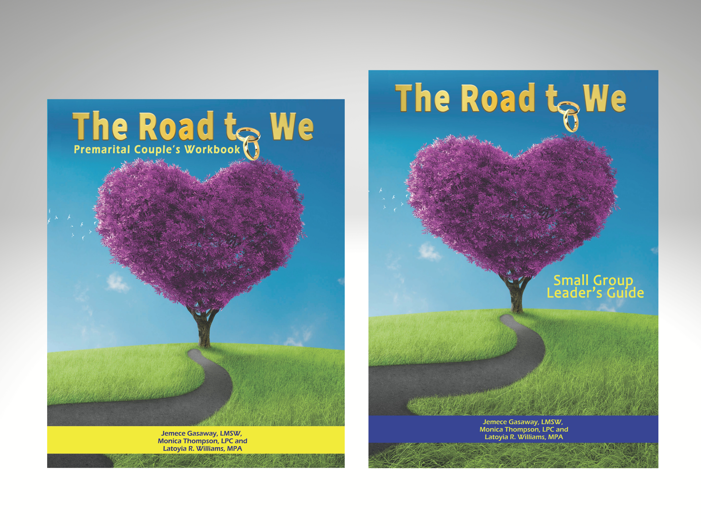 The Road to We: Premarital Couple\'s Workbook