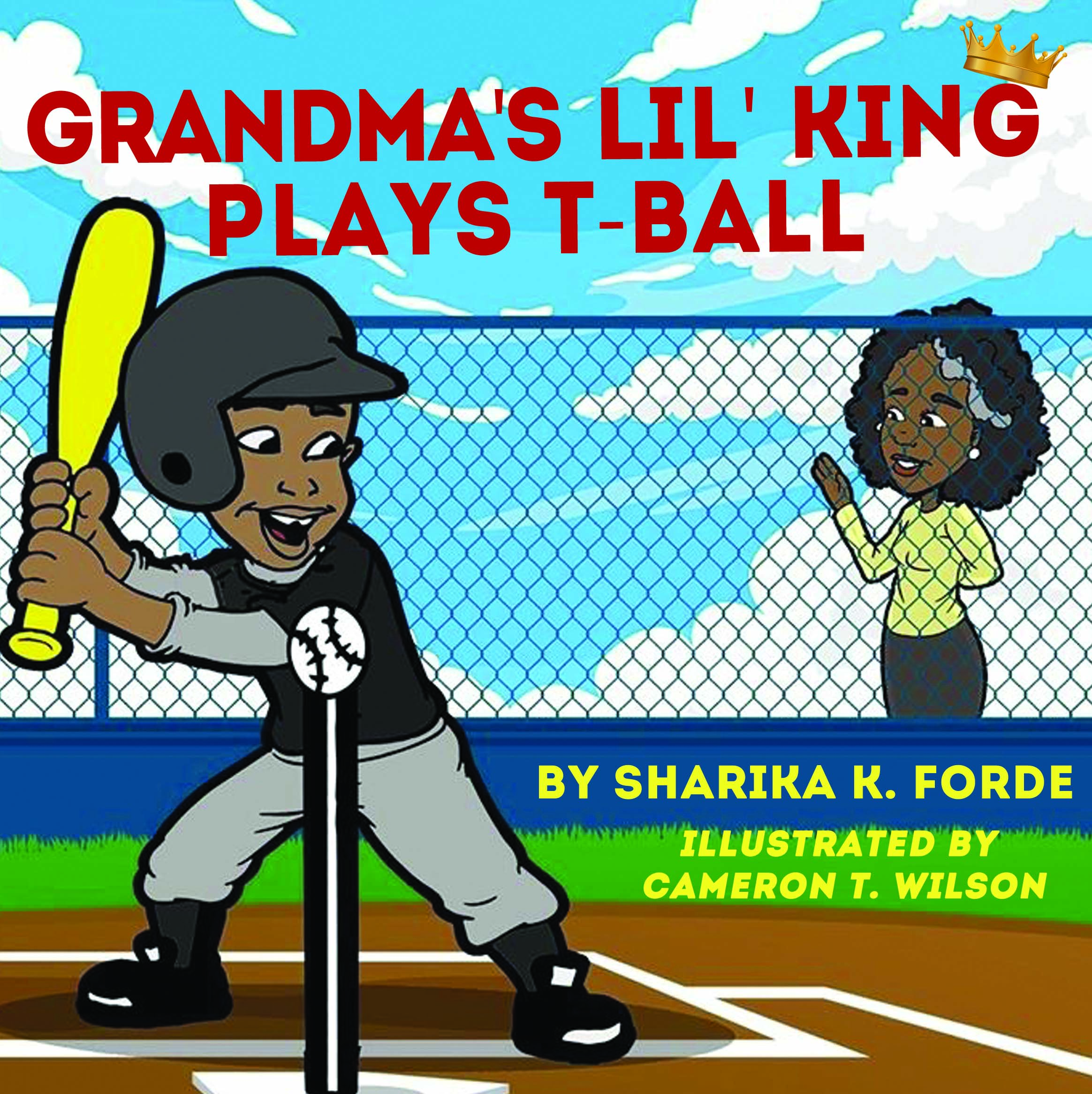 Grandpa\'s Lil\' Queen by Sharika K. Forde