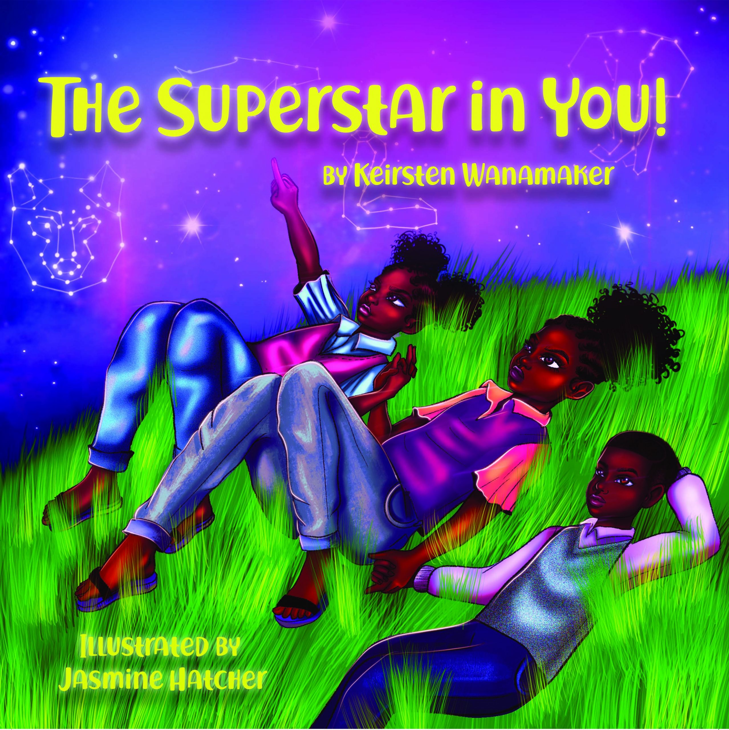 The Superstar in You by Keirsten Wanamaker