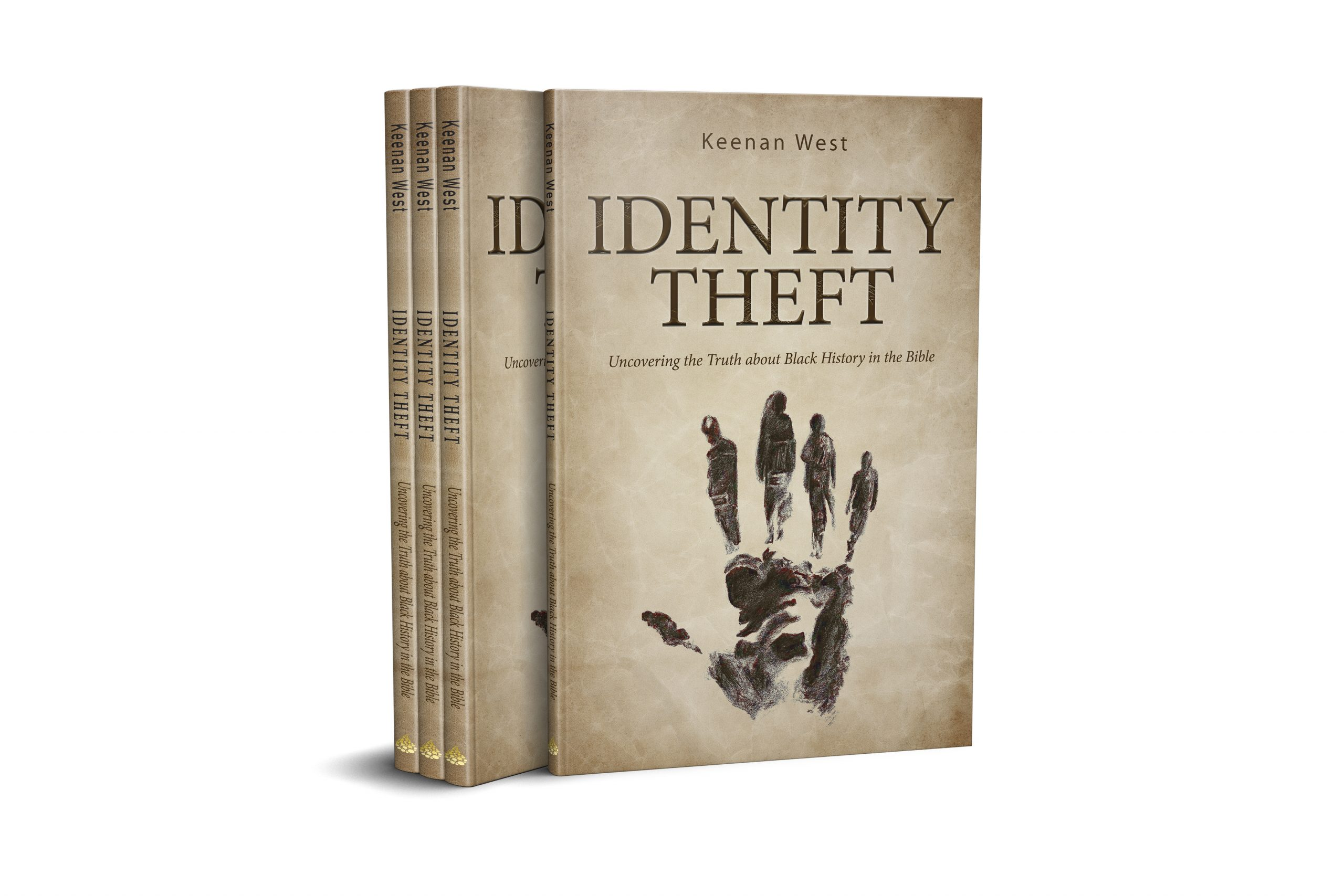 Identity Theft by Keenan West